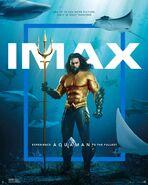 Aquaman - IMAX Poster