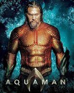Aquaman - Promo Poster