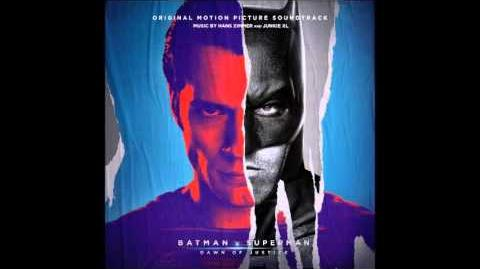 This Is My World - Batman v Superman Dawn of Justice Soundtrack