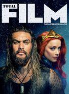 AQUAMAN - Total Film Cover
