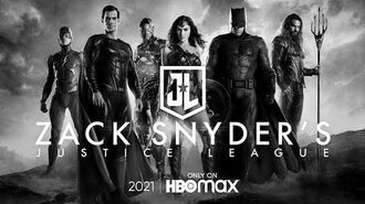 ReleaseTheSnyderCut Only On HBO Max 2021