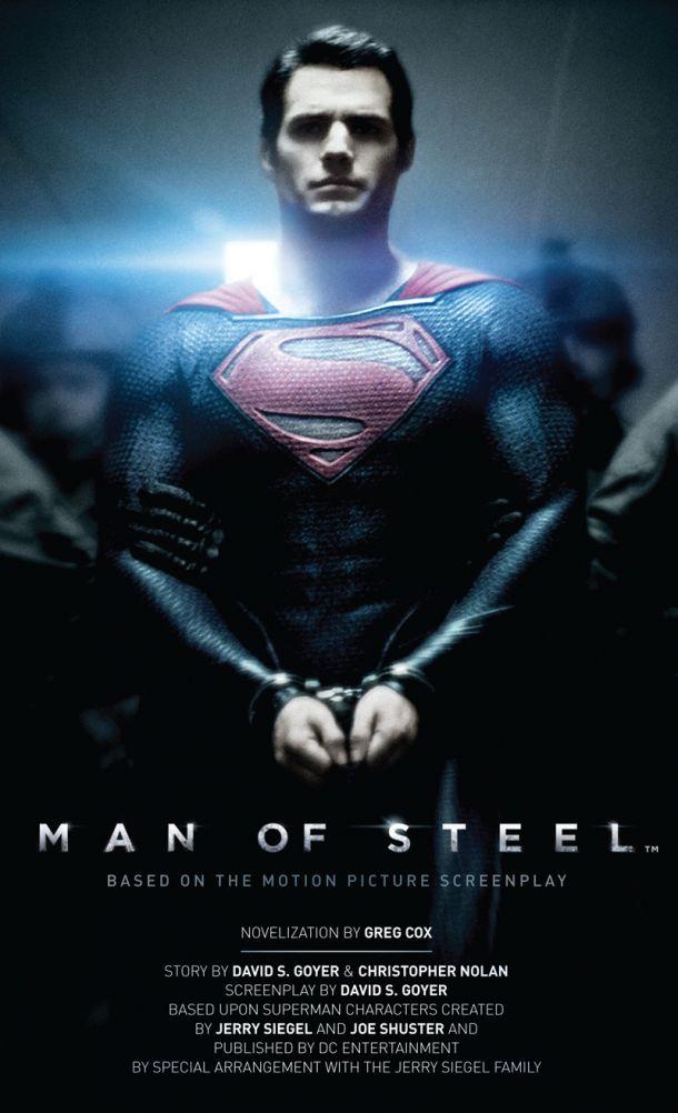 man of steel novel dc comics extended universe wiki fandom
