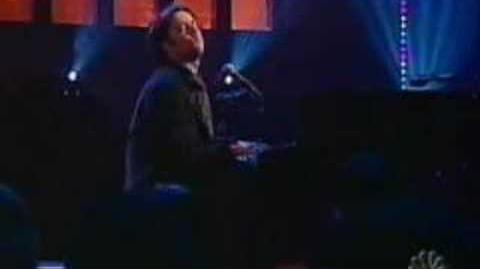 """The Art Teacher"" by Rufus Wainwright (US TV)"