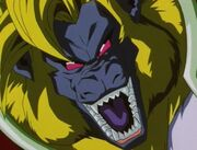 Shu Golden Great Ape