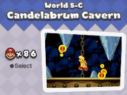 Candelabrum cavern