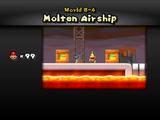 Molten Airship