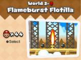 Flameburst Flotilla