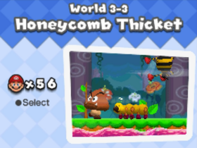 Honeycomb thicket