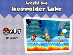 IcesmolderLake