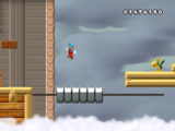 World 4-Airship (Another Super Mario Bros. Wii)