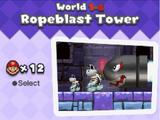Ropeblast Tower
