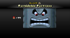 FormidableFortress