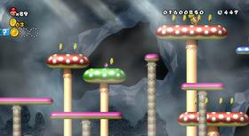 Fungi pit