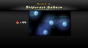 ShipwreckGalleon