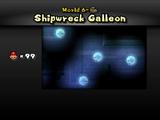 Shipwreck Galleon