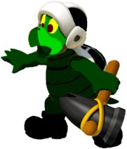 Virtual Hammer Bro