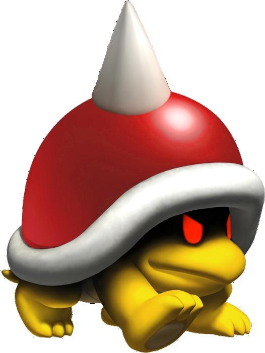 Spike Top Newer Super Mario Bros Wiki Fandom Powered