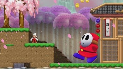 Sakura Village Newer Super Mario Bros Wiki Fandom
