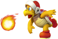 Fire Bro-NSMBU