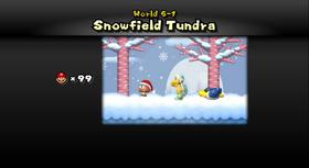 SnowfieldTundra