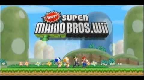 Newer Super Mario Bros. Wii theme