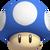 Miniu mushroom