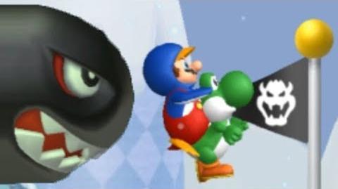 Another Super Mario Bros Wii Walkthrough - Part 3 - World 3