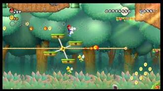 Newer Super Mario Bros. Wii - Unused Level 9