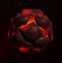 Planetoid Volcanic Debris NewerWii