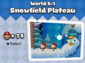 Snowfieldplateau
