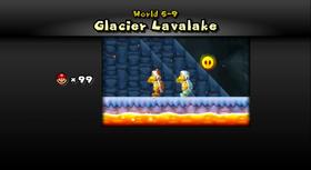 GlacierLavalake