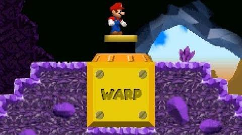 Newer Super Mario Bros. DS - All Warp Cannons