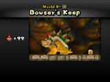 Bowser's Keep