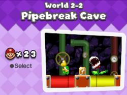Pipebreakcave
