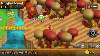 Newer: Falling Leaf | Newer Super Mario Bros  Wiki | FANDOM