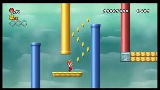 Newer Super Mario Bros. Wii - Unused Level 4