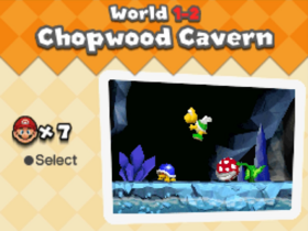Chopwoodcavern