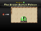 The Green Switch Palace