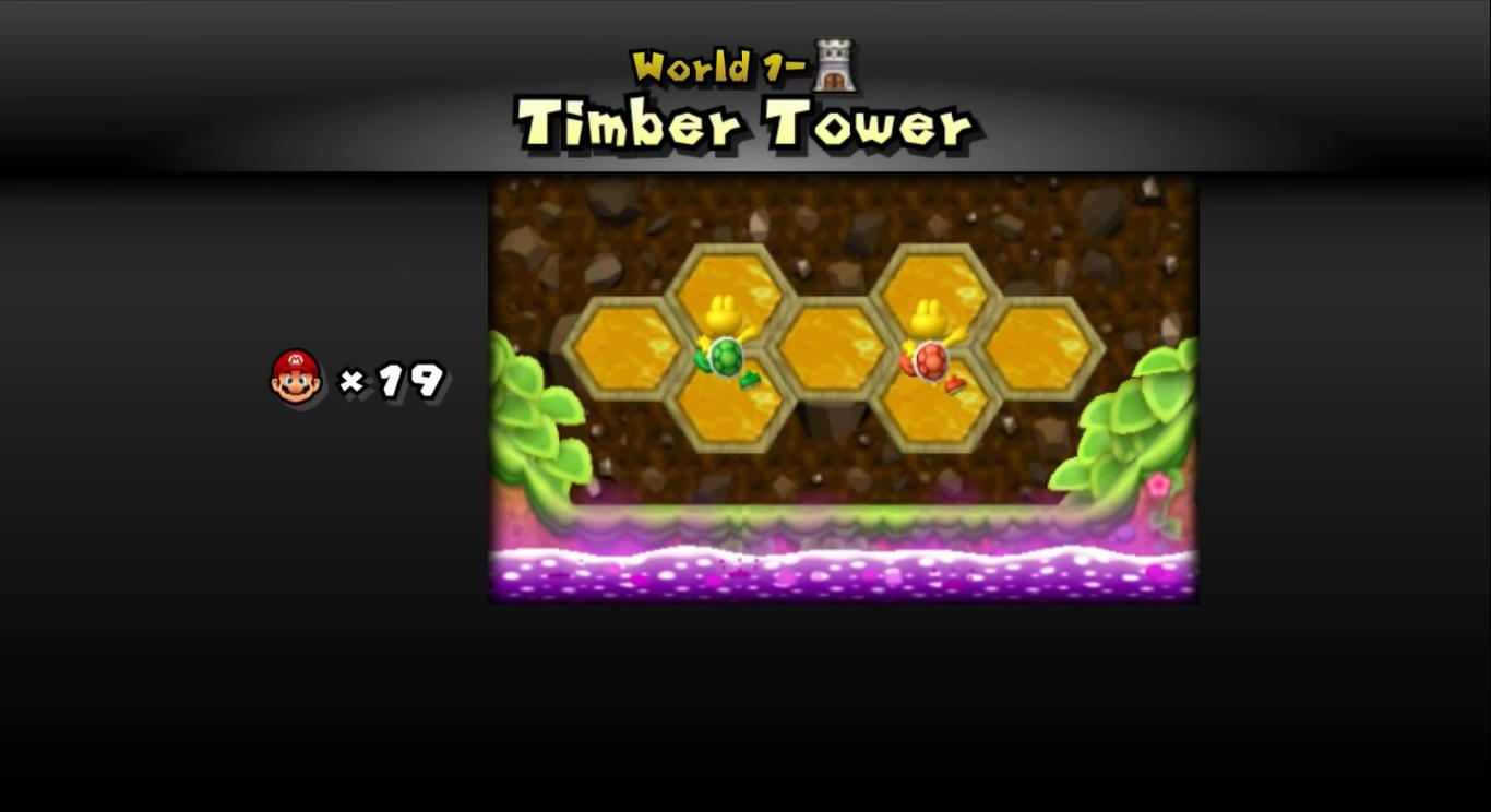 Timber Tower   Newer Super Mario Bros  Wiki   FANDOM powered