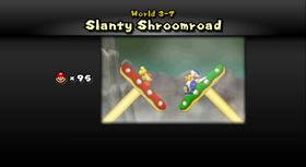 SlantyShroomroad