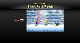SnowfallPeak