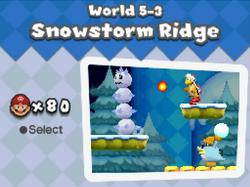 SnowstormRidge