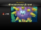 Cheepcheep Creek