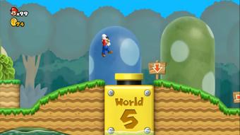World 1 Cannon Another Super Mario Bros Wii Newer Super Mario