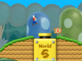 World 1-Cannon (Another Super Mario Bros. Wii)