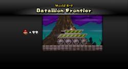 BatallionFrontier