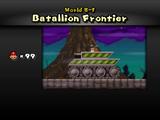 Batallion Frontier
