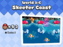 Skeeter coast