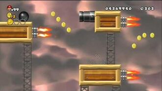 Newer Super Mario Bros Wii World 8-2 Jet Airship-0