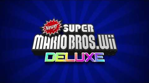 Newer Super Mario Bros. Wii Deluxe - Announcement Trailer